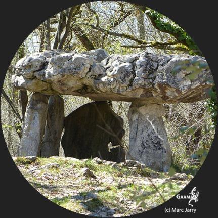 dolmen pouech
