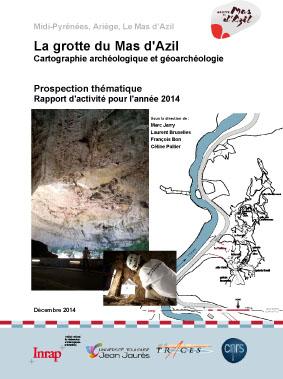 Microsoft Word - Mas d'Azil PT rapport annuel 2014-V07.doc