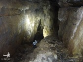 Une des innombrables grottes du Cradle of Humankind (c)MJ.