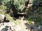 Visite d'une grotte botswanaise (c)MJ.