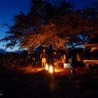 Campement dans les collines coté Botswanais. Seuls au monde ! (c)MJ