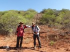 Francis au Botswana, Laurent en Namibie (c)MJ.