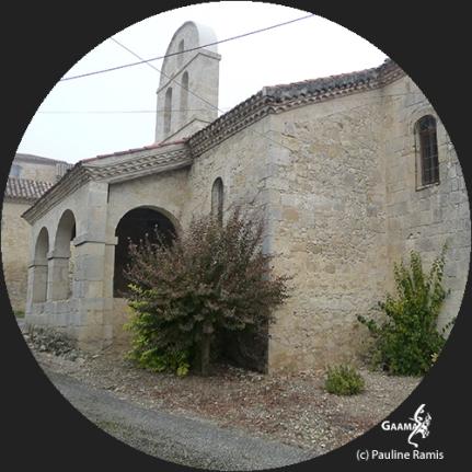 église de Rouilhac