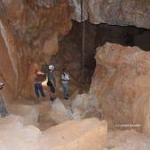 Visite des cavités de Sterkfontein (c) Laurent Bruxelles