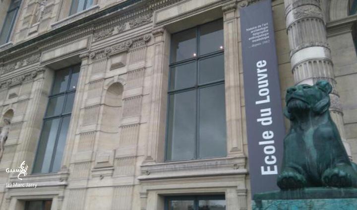 ecole du Louvre 2016