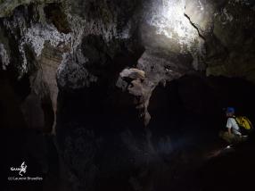 Afr. Sud - Grotte de Sterkfontein (c) L. Bruxelles