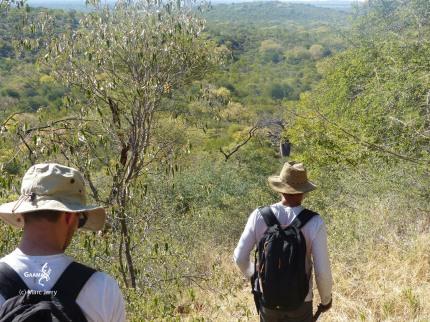 Namibie, colline de la Hyène (c) M. Jarry