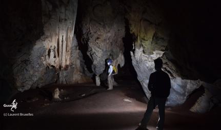 Drotsky cave (c) Laurent Bruxelles
