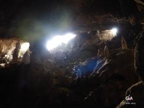 Botswana, Drotsky Caves, classées Unesco (c) M. Jarry.