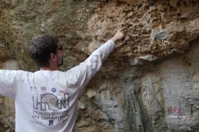 Brèche fossilifère à Berg Aukas (c) M. Jarry