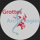Logo Grottes et archeologies v02