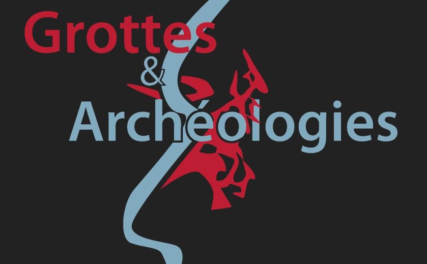 LogoGA_GrottesArchéologies_blanc