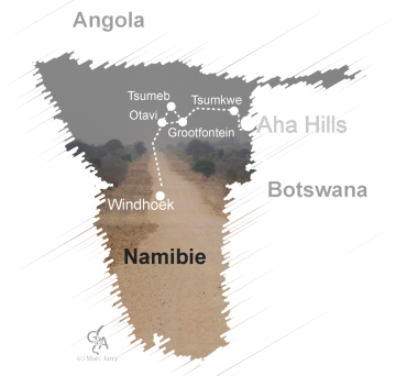 Namibie carte sept 2018light