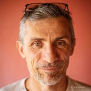 Portrait Marc Jarry membre CA Grottes&Archéologies